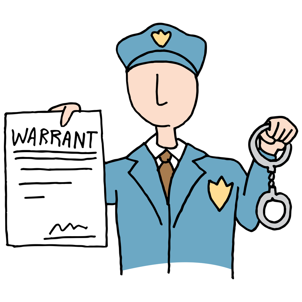 Difference Between A Bench Warrant And Arrest Warrant 28
