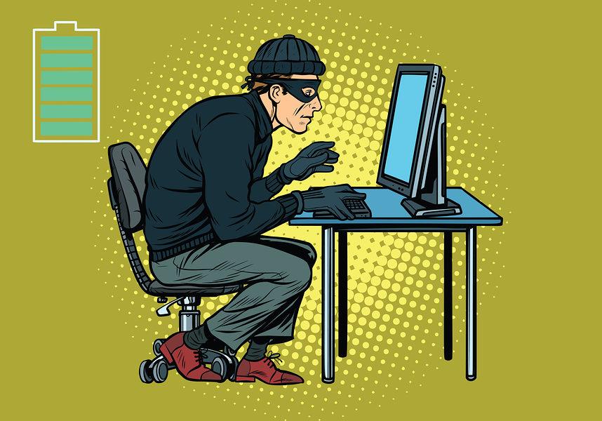 computer hack crime
