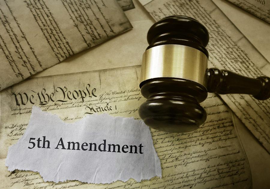 Fifth Amendment double jeopardy